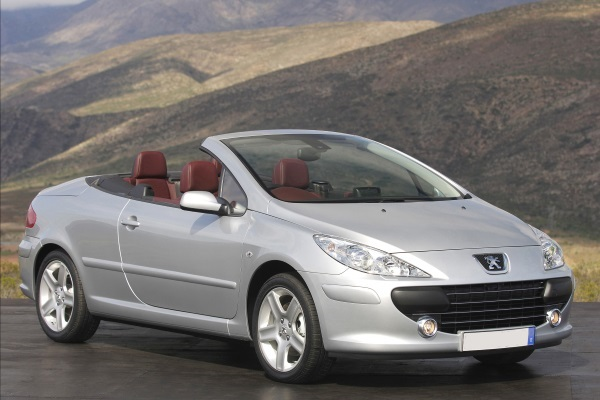 Blogimage of Peugeot 307 Cabrio