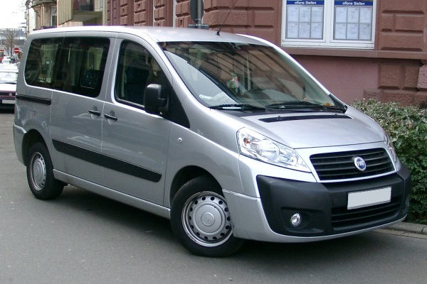 Blogimage of Fiat Scudo Diesel