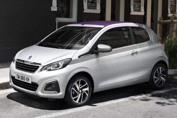 Blogimage of Peugeot 108 Cabrio