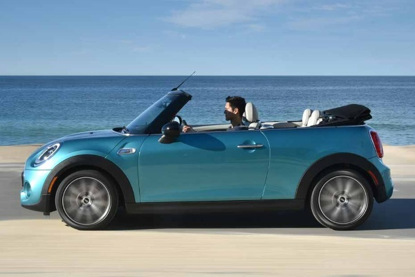 Blogimage of Mini Cooper Cabrio