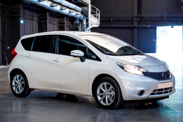 Blogimage of Nissan Note