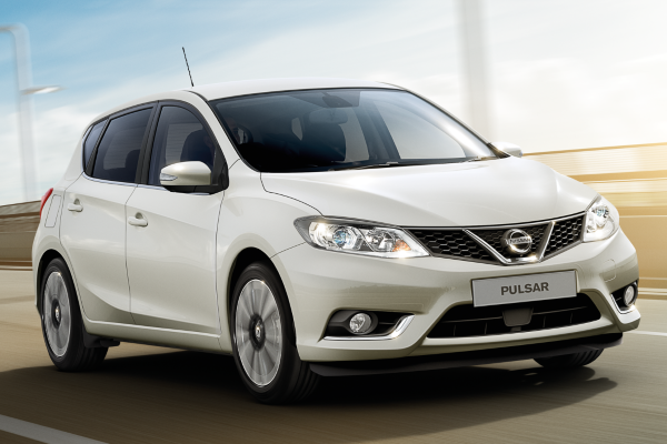 Blogimage of Nissan Pulsar Automatic