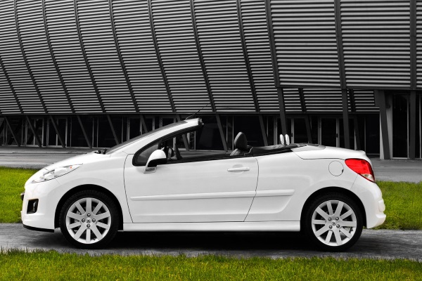Blogimage of Peugeot 207 Cabrio