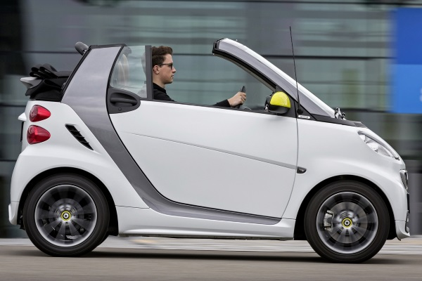 Blogimage of Smart Cabrio Automatic